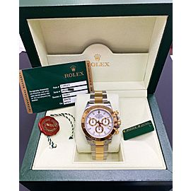 Rolex Daytona 116523 40mm Womens Watch