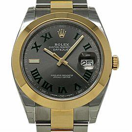 Rolex Datejust Oyster 41.0mm Mens Watch