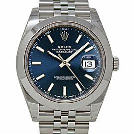 Rolex Datejust 126300 41.0mm Mens Watch