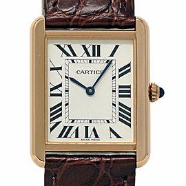 Cartier Solo W5200025 34.0mm Womens Watch