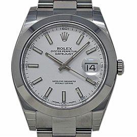 Rolex Datejust 116300 41.0mm Mens Watch