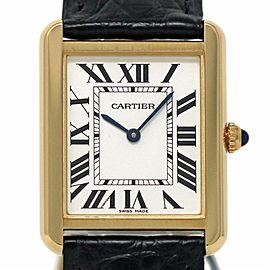 Cartier Solo 100 34.0mm Mens Watch