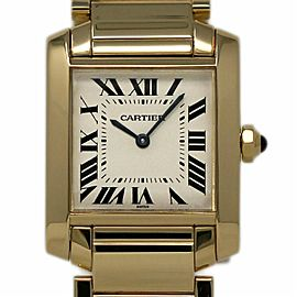 Cartier Francaise W50014N2 25.0mm Womens Watch
