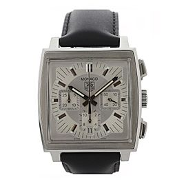 Tag Heuer Monaco CW2112 38.0mm Mens Watch