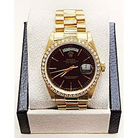 Rolex President 18038 36mm Mens Watch