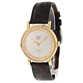 Universal Geneve Polerouter 1761383 35.0mm Mens Watch