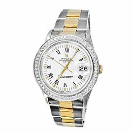 Rolex Date Oyster 34.0mm Mens Watch