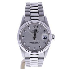 Rolex Datejust 68240 31mm Womens Watch