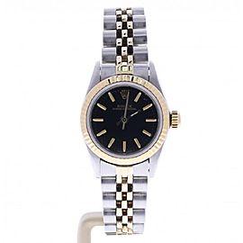 Rolex Oyster 24mm Womens Watch