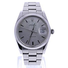 Rolex Date 6694 34mm Womens Watch