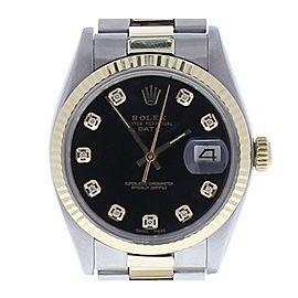 Rolex Date Oyster 34mm Womens Watch
