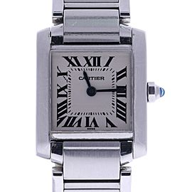 Cartier Francaise 2300 20mm Womens Watch