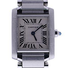 Cartier Francaise 2384 20mm Womens Watch