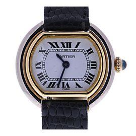 Cartier Ellipse 1980 26mm Womens Watch