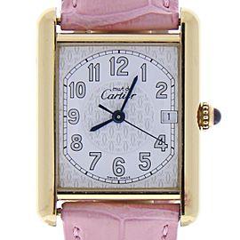 Cartier Must 2413 25mm Womens Watch