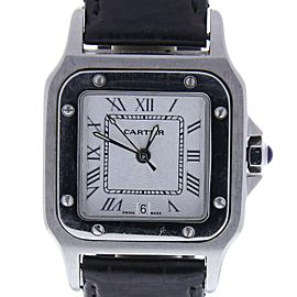 Cartier Octagon 100 33mm Womens Watch
