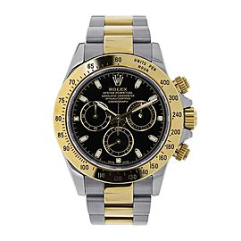 Rolex Daytona 116523 40.00mm Mens Watch