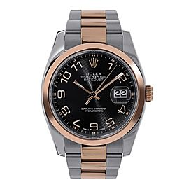 Rolex Datejust 116201 36.00mm Womens Watch