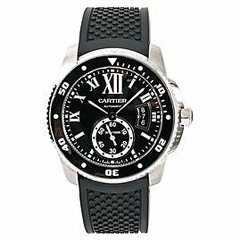 Cartier CALIBRE W7100056 42.0mm Mens Watch