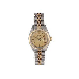 Rolex Datejust 6917 24mm Womens Watch