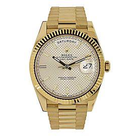 Rolex Date 228238 40.00mm Mens Watch
