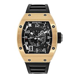 Richard Mille Rm 010 RM011 48.00mm Mens Watch