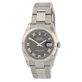 Rolex Datejust 116234 36.0mm Mens Watch