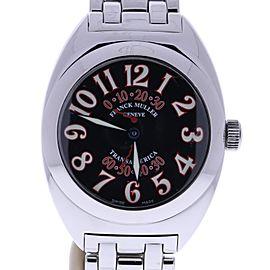 Franck Muller Transamerica 2500 33mm Mens Watch
