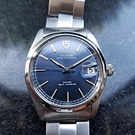 Tudor Prince Oysterdate 90500 35mm Mens Watch