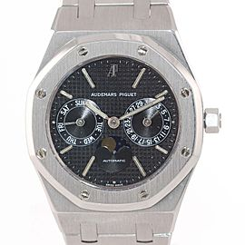 Audemars Piguet Royal Oak Day Date Moonphase 25594SA 36mm Mens Watch