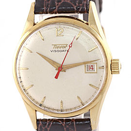 Tissot Visodate Vintage 34mm Mens Watch
