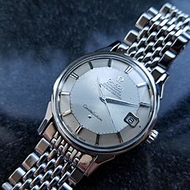 Omega Constellation 168.005 Vintage 34mm Mens Watch