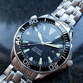 Omega Seamaster Professional 42mm Mens Watch
