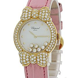 Chopard Happy 7 Floating Diamond 20/6556 26mm Womens Watch