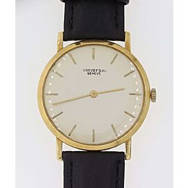 Universal Geneve Thin Automatic Vintage 32mm Mens Watch