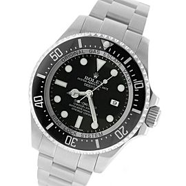 Rolex Sea-Dweller Deepsea 116660 44mm Mens Watch