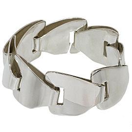 Gucci Sterling Silver Bracelet
