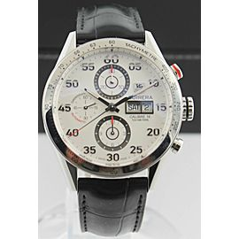 Tag Heuer Carrera CV2A11 43mm Mens Watch