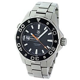 Tag Heuer Aquaracer WAJ1110 43mm Mens Watch