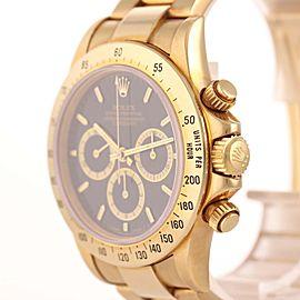 Rolex Daytona 16528 40mm Mens Watch