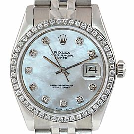 Rolex Oyster Date 1501 34mm Unisex Watch