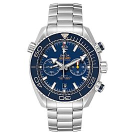 Omega Planet Ocean Blue Dial Mens Watch 215.30.46.51.03.001 Box Card