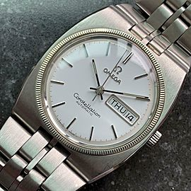 OMEGA Men's Constellation cal.752 Day Date Automatic, c.1970s Swiss Vintage SEB1