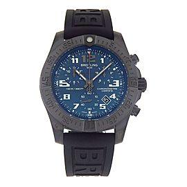 Breitling Chronospace Evo Night Mission Titanium Quartz Watch V7333010/C939-153S