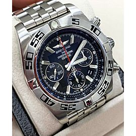 Breitling Chronomat AB0116 Flying Fish Stainless Steel Box & Papers