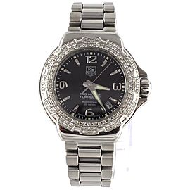 GENUINE TAG HEUER LADIES FORMULA 1 WAC1214.BA0852 DIAMOND LADIES SWISS WATCH