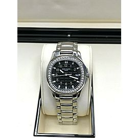 Patek Philippe Aquanaut 5087 1A-010 Diamond Dial Stainless Steel
