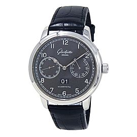 Glashutte Original Senator Observer Stainless Steel Automatic Watch W10014020204