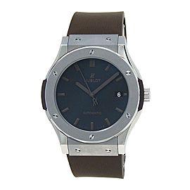 Hublot Classic Fusion Titanium Date Automatic Men's Watch 511.NX.1191.RX.PLP17
