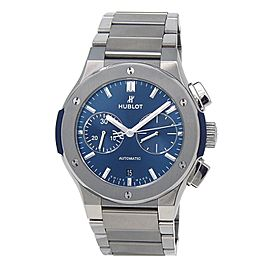 Hublot Classic Fusion Titanium Automatic Chronograph Men's Watch 520.NX.7170.NX